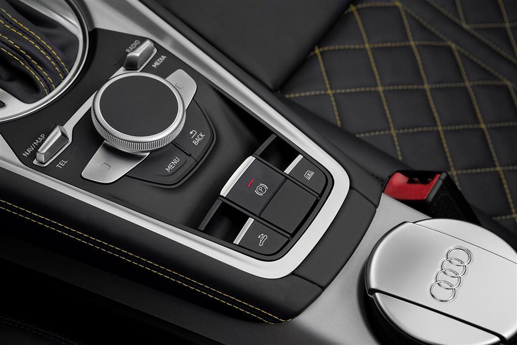2015 Audi Tts Roadster Conceptcarz Com