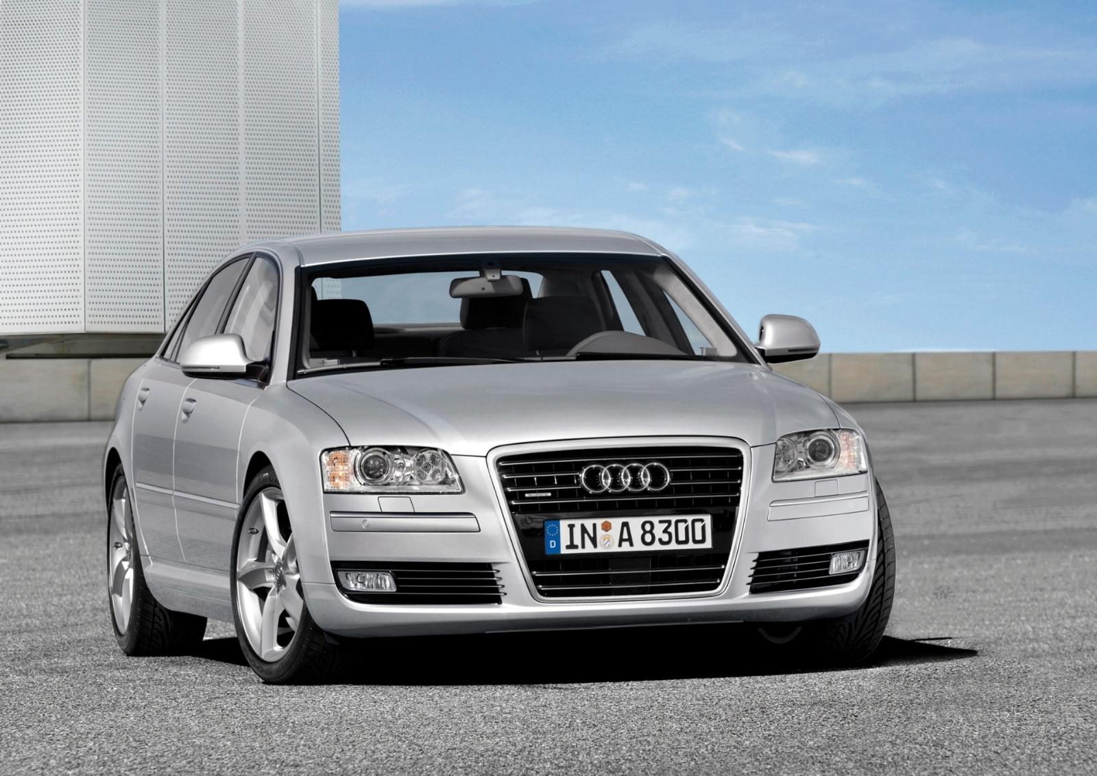 2008 Audi A8 Image