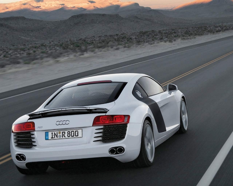 2008 Audi R8 Image