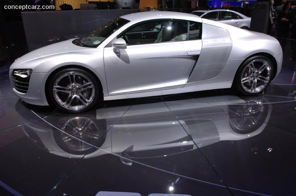 2012 Audi R8 GRAND-AM thumbnail image
