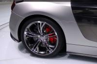2008 Audi R8 V12 TDI Concept