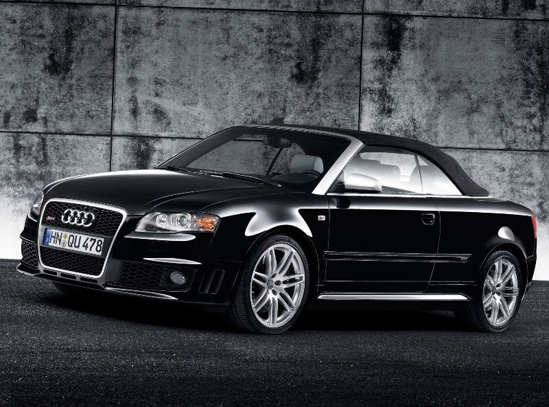 2008 Audi RS 4 Image