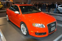 2006 Audi RS4 image.