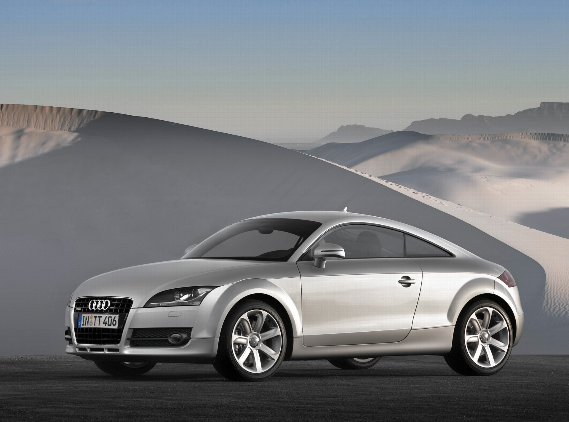 2007 Audi TT Concept Image