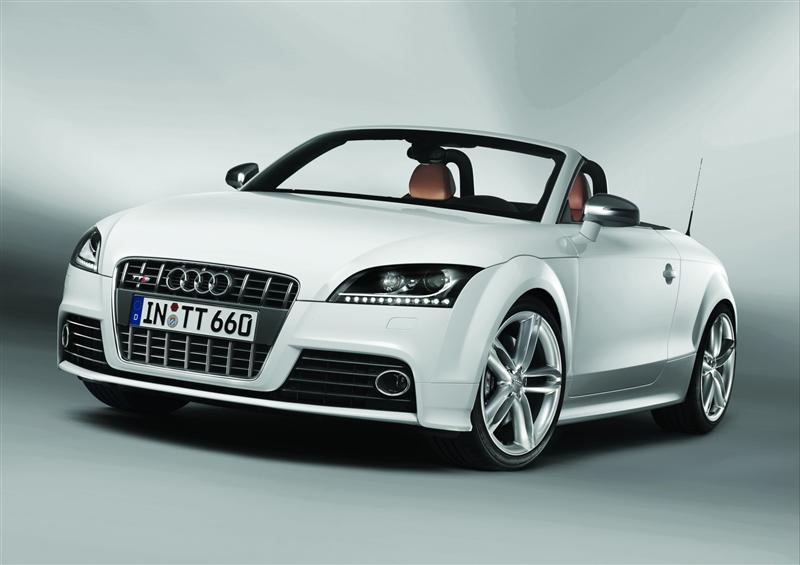 2009 Audi TTS thumbnail image