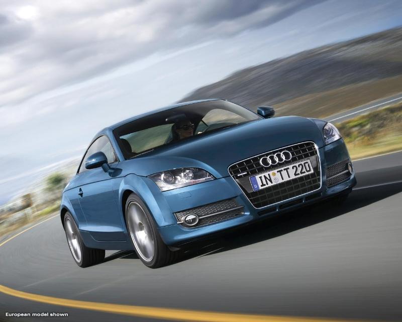 2008 Audi TT Image