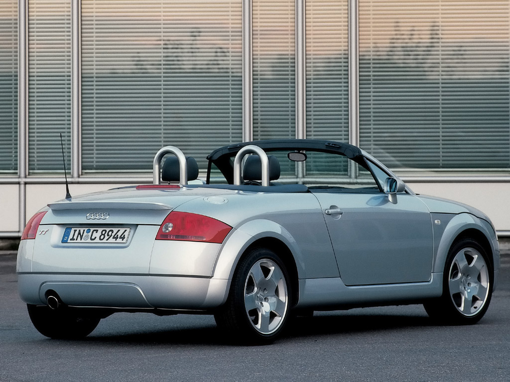 2001 audi tt roadster image. Black Bedroom Furniture Sets. Home Design Ideas