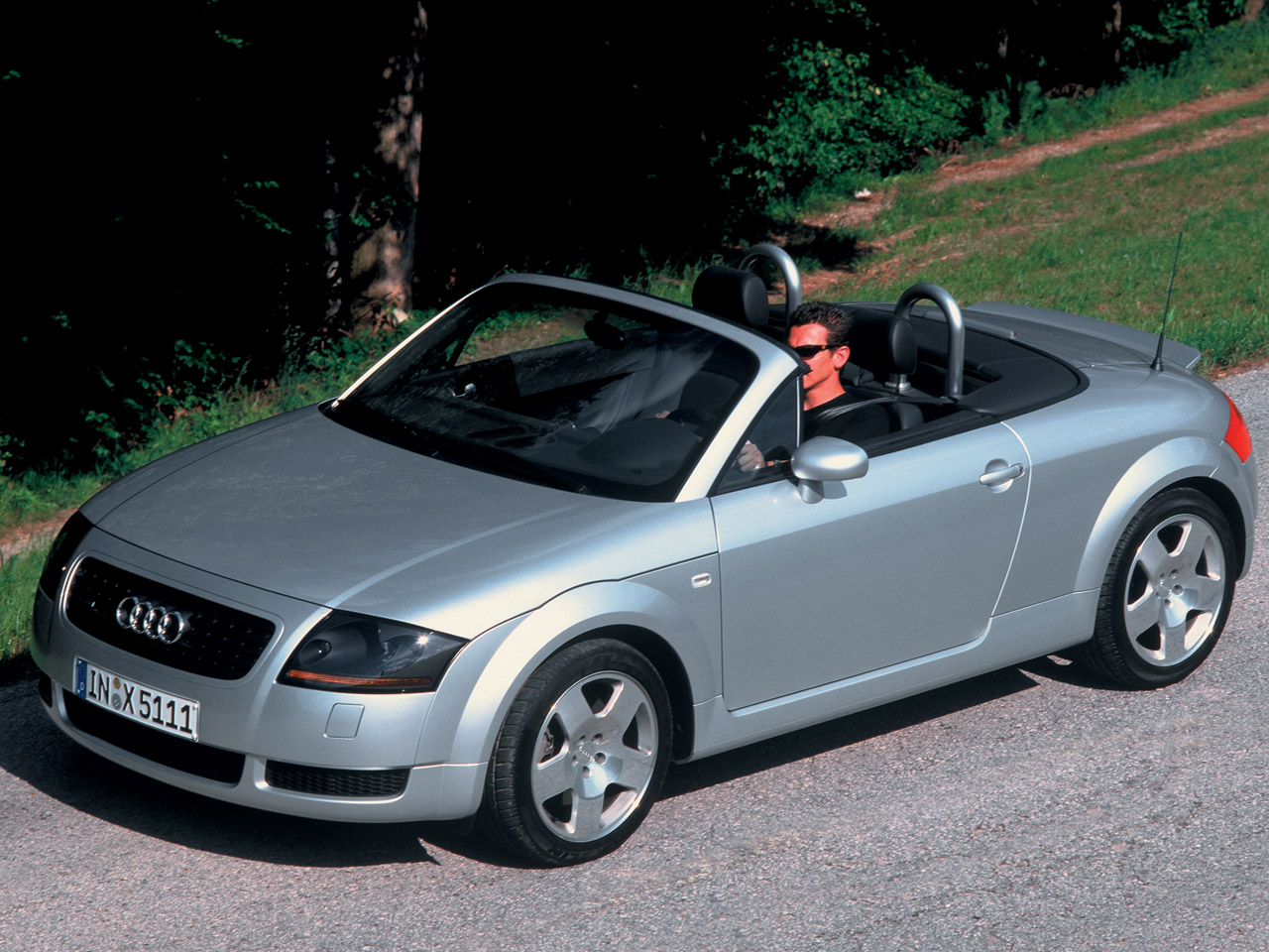 2001 audi tt roadster. Black Bedroom Furniture Sets. Home Design Ideas