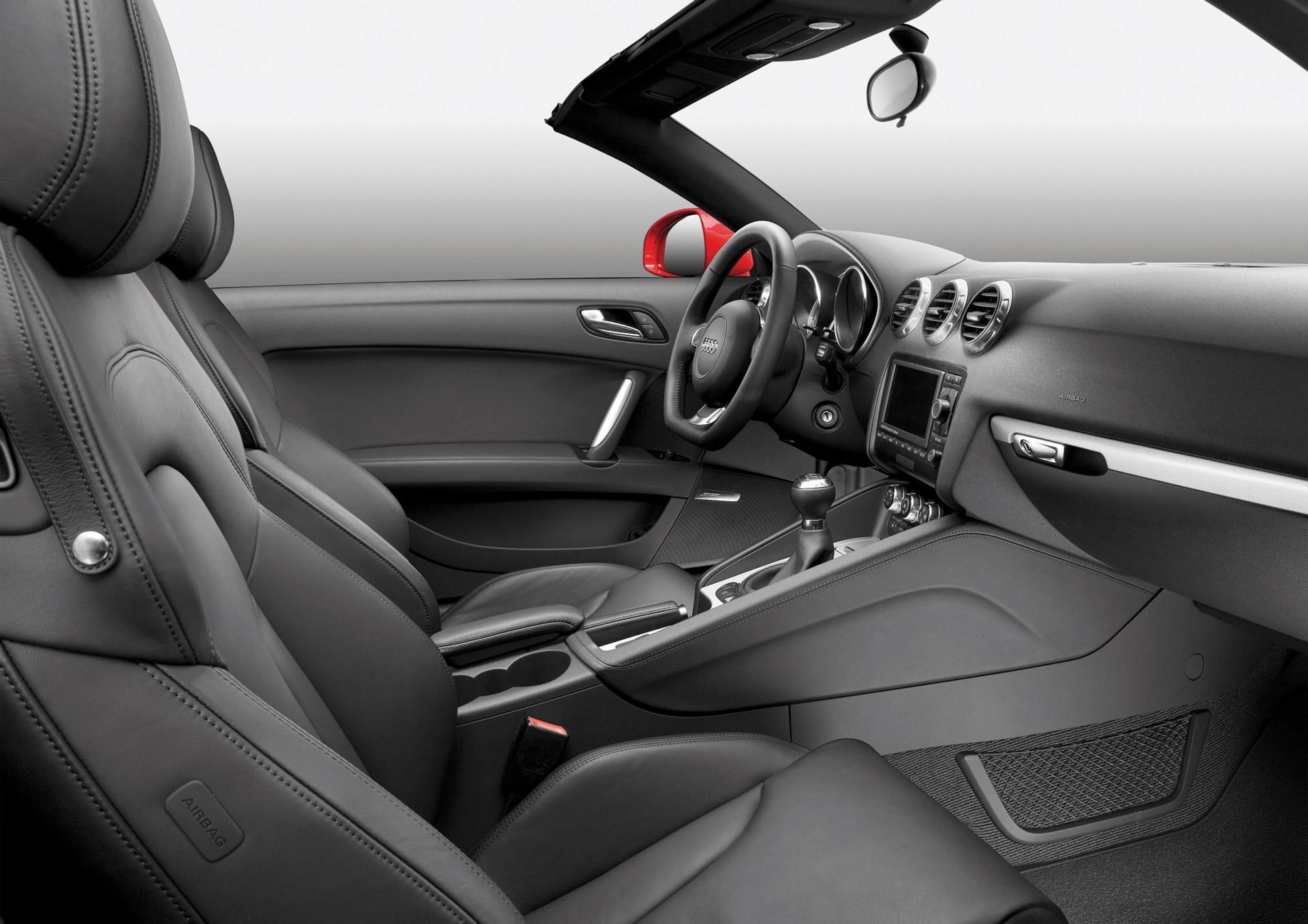 2007 Audi TT Roadster Image