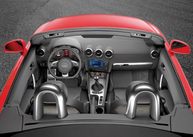 2007 Audi TT Roadster