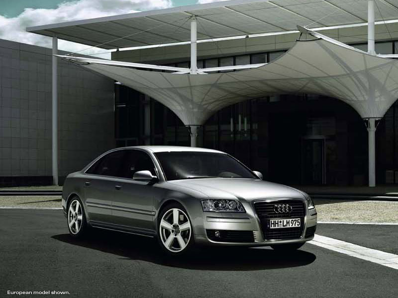 2006 Audi A8 Image