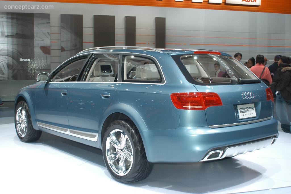 2005 Audi Allroad Quattro Image