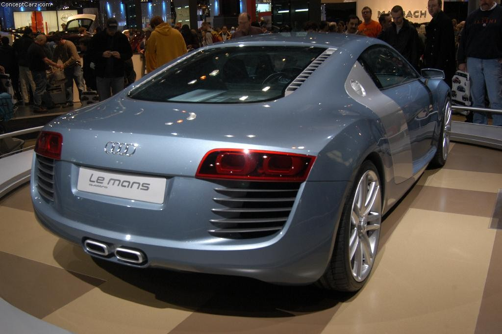 2003 Audi Le Mans Quattro Concept Image Http Www