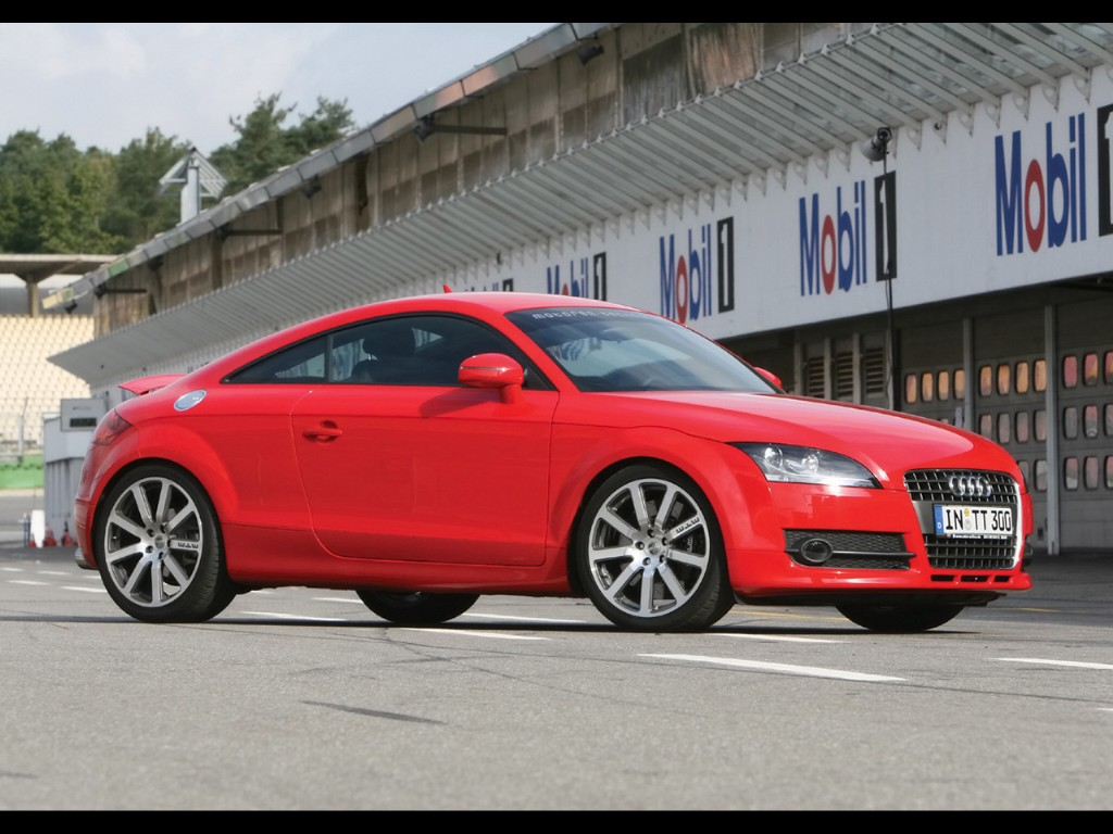 Faster stronger better the mtm audi tt with up to 340 bhp