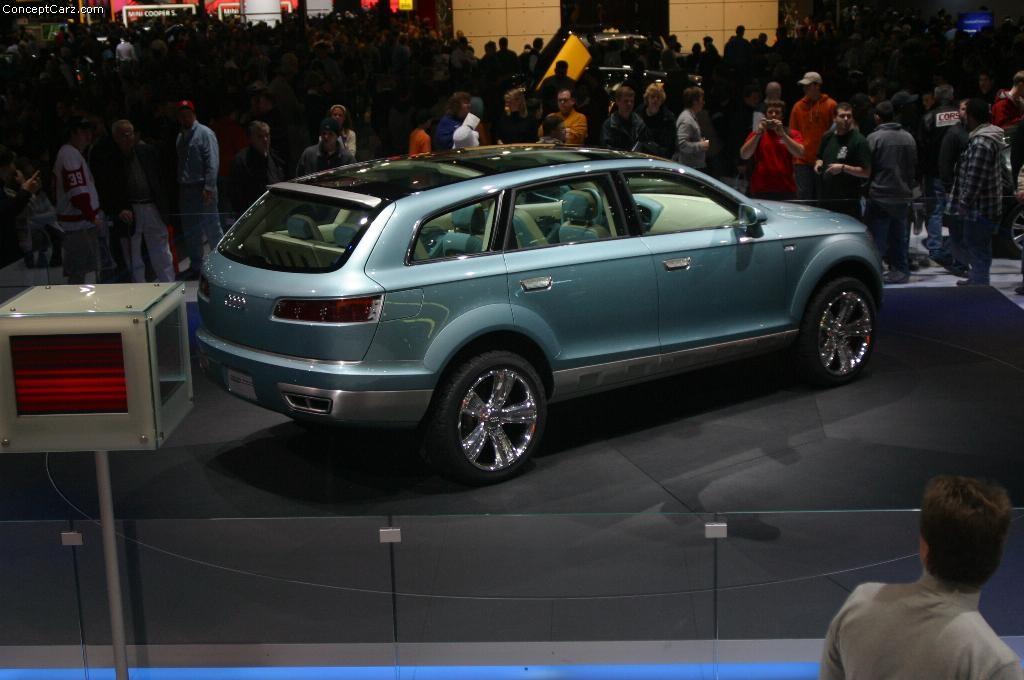 2003 Audi Pikes Peak Quattro Images Photo