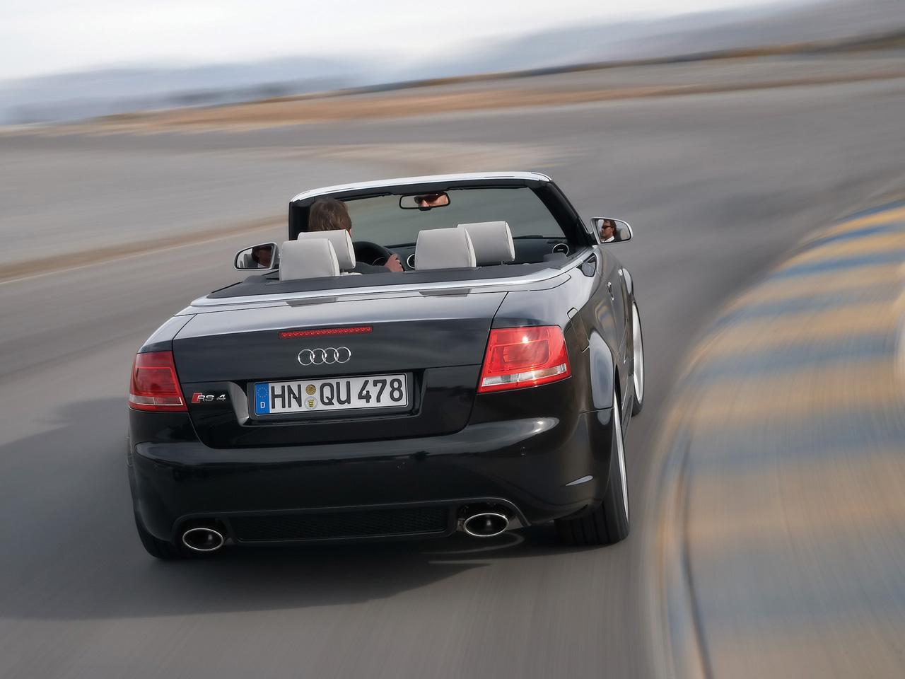 2007 Audi RS4 Image