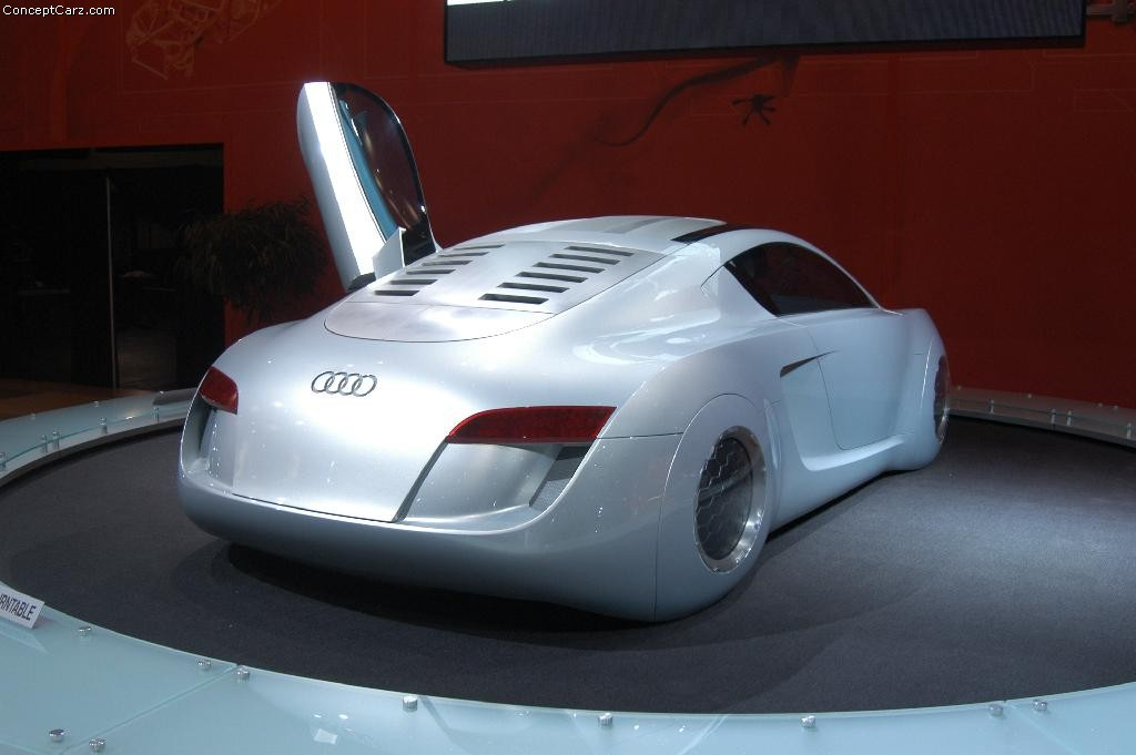 2004 Audi Rsq Concept Image
