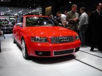 2003 Audi S4 image.