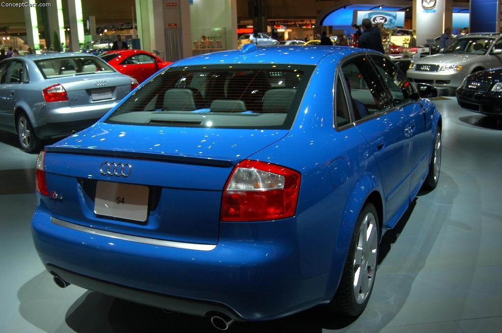 2003 Audi S4 Image