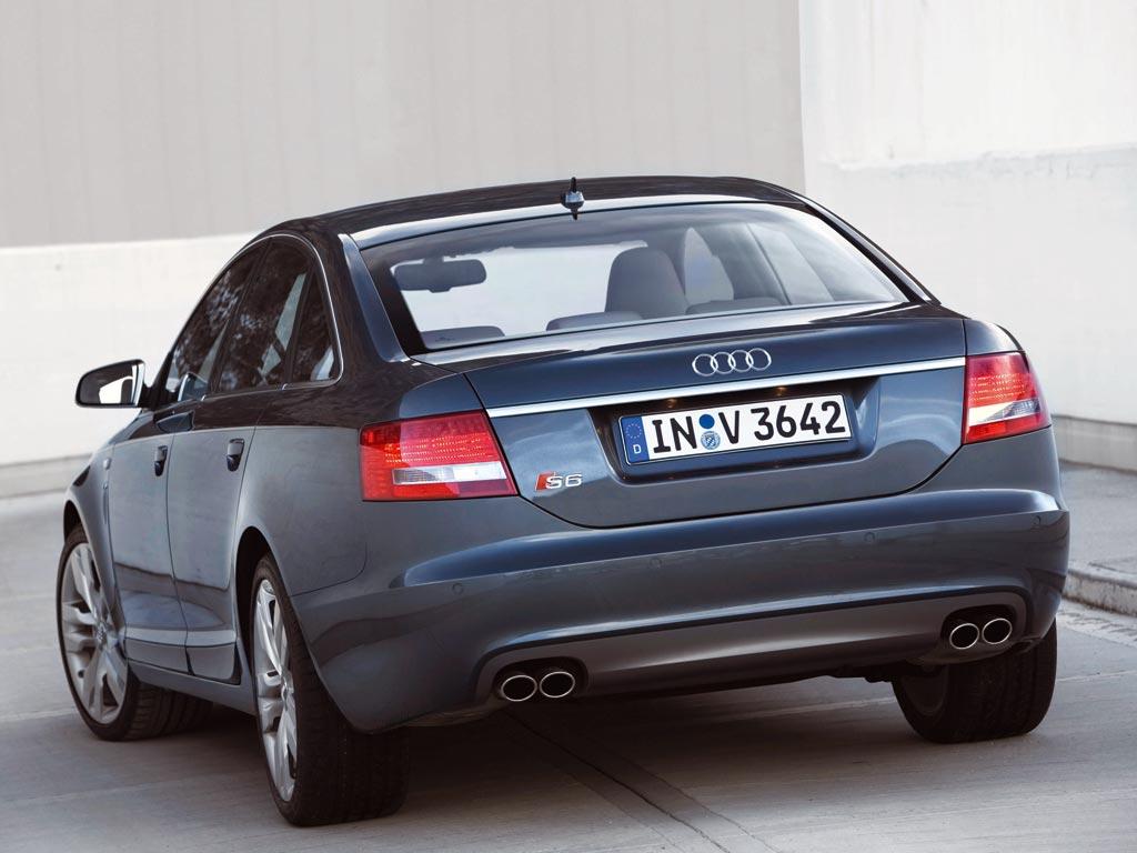 2008 Audi S6 thumbnail image
