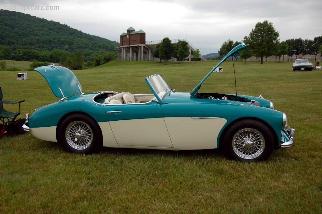 1959 Austin Healey 100 6 Image