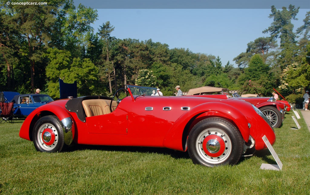 Healey Silverstone pictures and wallpaper