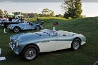 1953 Austin-Healey 100 image.