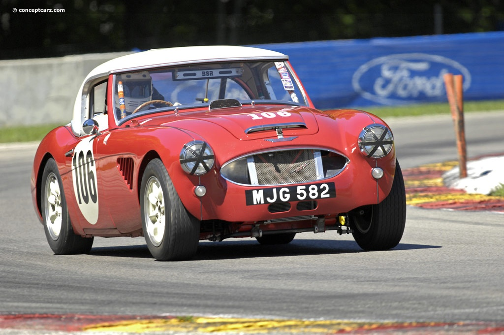 1957 austin healey 100 6 pictures history value research news. Black Bedroom Furniture Sets. Home Design Ideas
