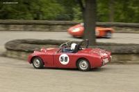 1961 Austin-Healey Sprite MKII image.