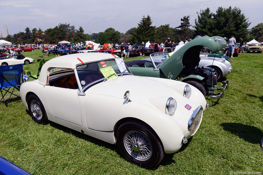 1960 austin healey sprite at the pittsburgh vintage grand prix. Black Bedroom Furniture Sets. Home Design Ideas