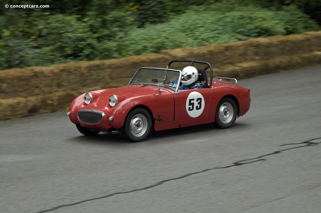 1961 austin healey sprite mkii at the the 28th annual. Black Bedroom Furniture Sets. Home Design Ideas