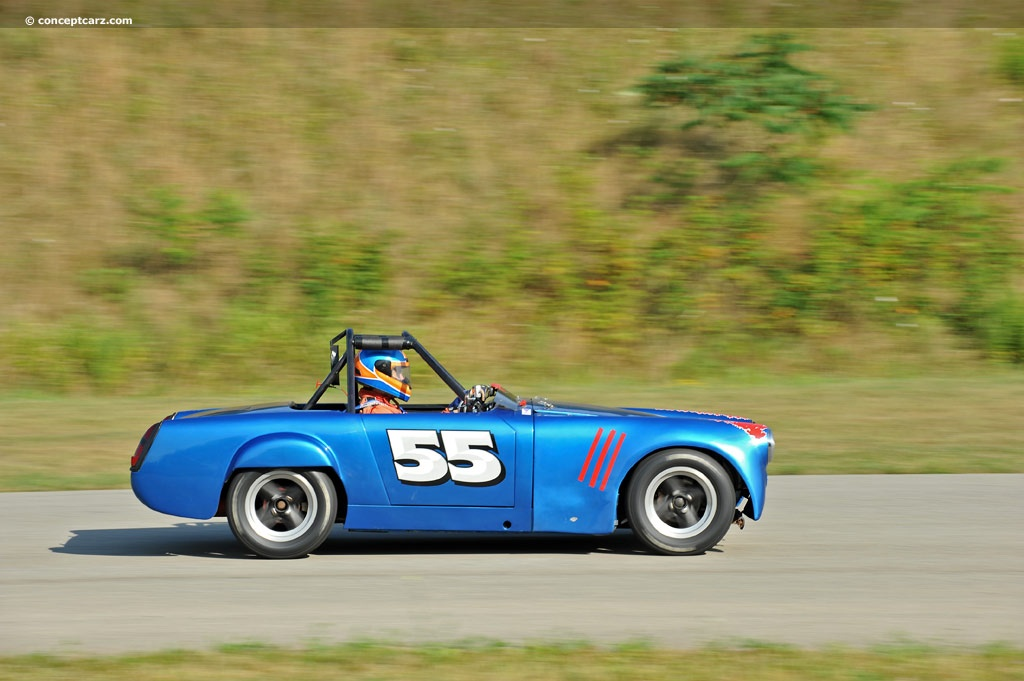 Auction results and data for 1963 AustinHealey Sprite