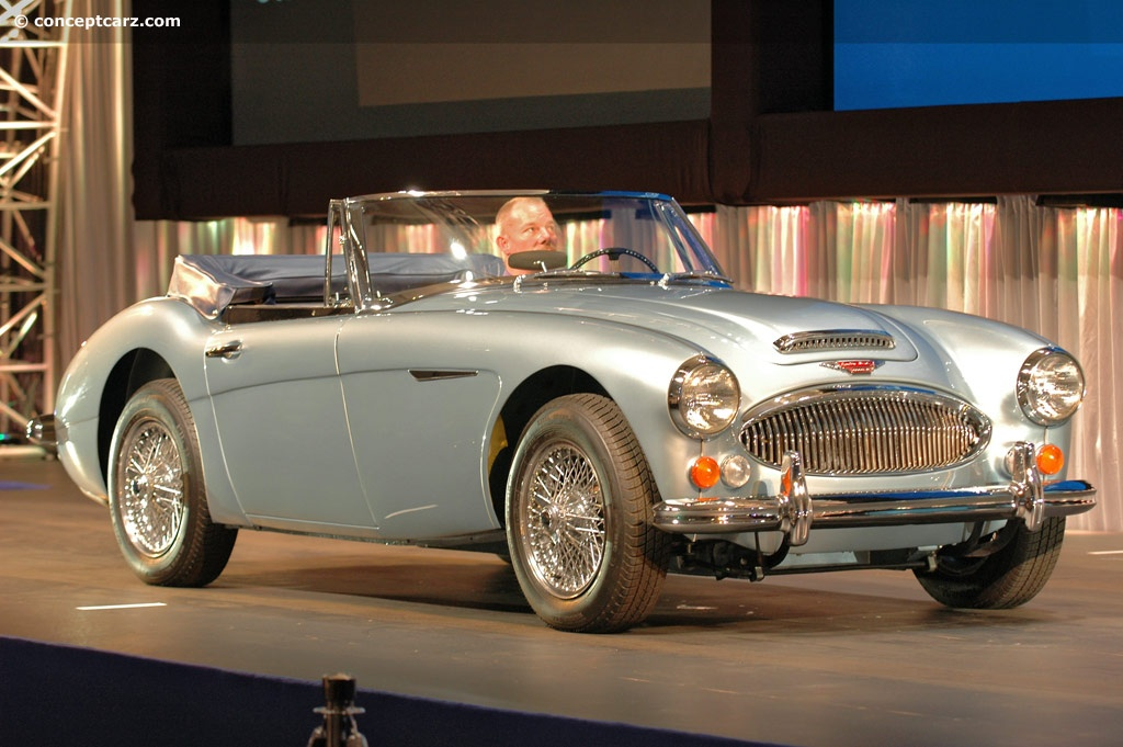 Austin Auction Gallery >> 1965 Austin-Healey 3000 - conceptcarz.com