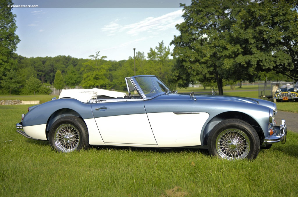 auction results and data for 1967 austin healey 3000 mk iii. Black Bedroom Furniture Sets. Home Design Ideas