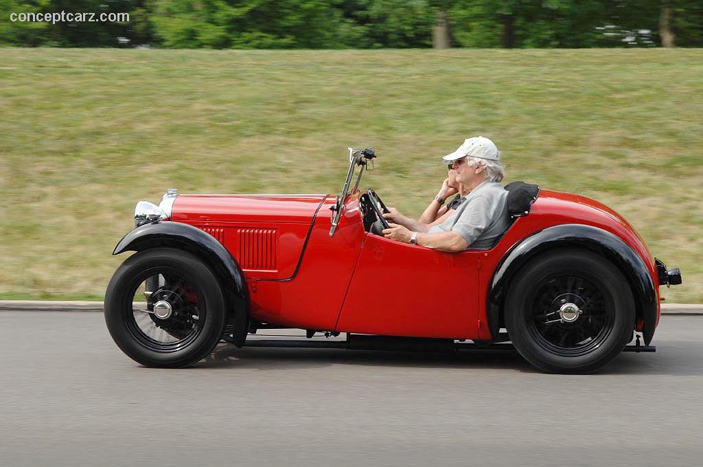 1937 Austin Seven Nippy Conceptcarz