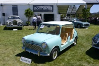 1962 Austin MINI Beach Car image.