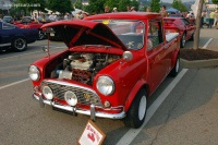1962 Austin Mini Cooper Pickup image.