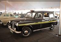 1964 Austin FX4 Taxi image.
