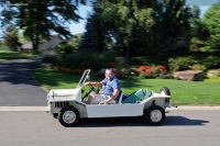 1967 Austin Mini Moke image.