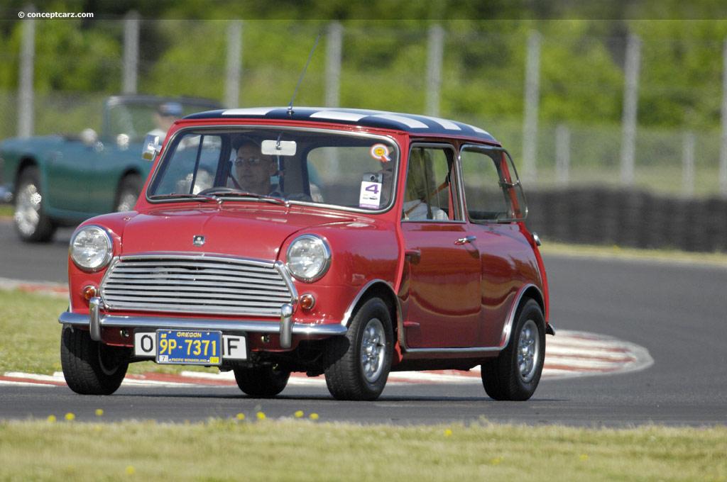 Austin Mini Cooper s Mk2 images