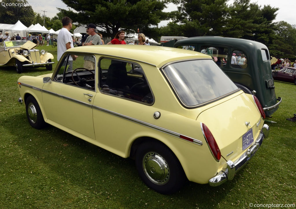 Auction Results And Data For 1968 Austin America