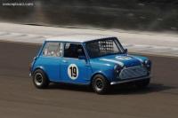 1968 Austin Mini Cooper MKII image.
