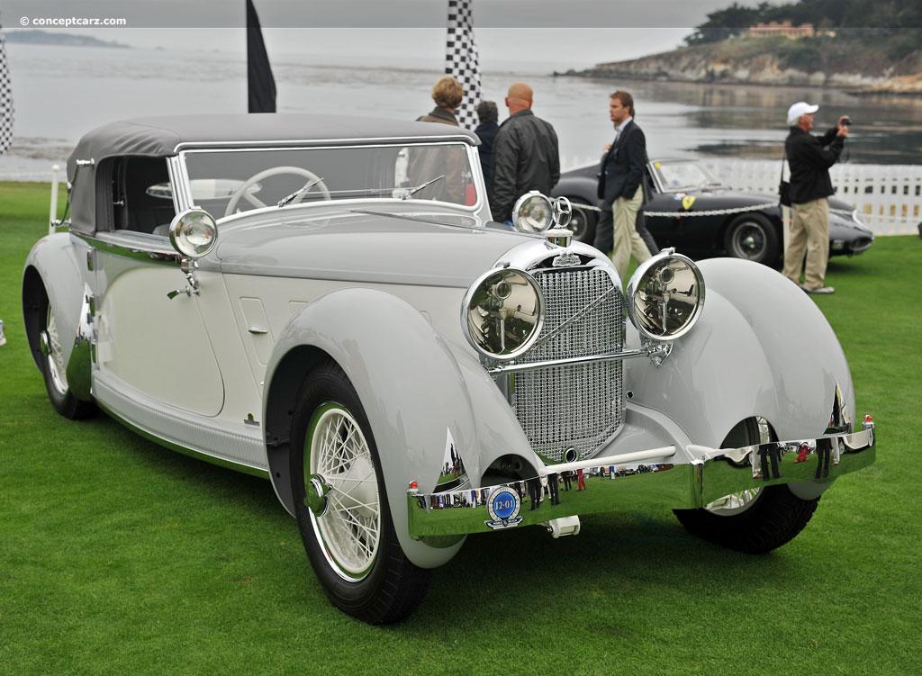 1932 Austro Daimler 635 Image