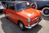 1960 Autobianchi Bianchina image.