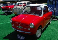 1961 Autobianchi Bianchina 500 image.