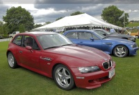 2000 BMW M Coupe image.