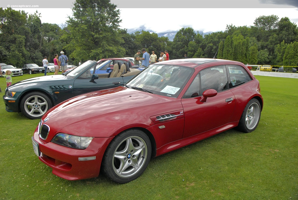 Auction results and data for 2000 BMW M Coupe  conceptcarzcom