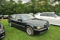 2001 BMW 7-Series image.