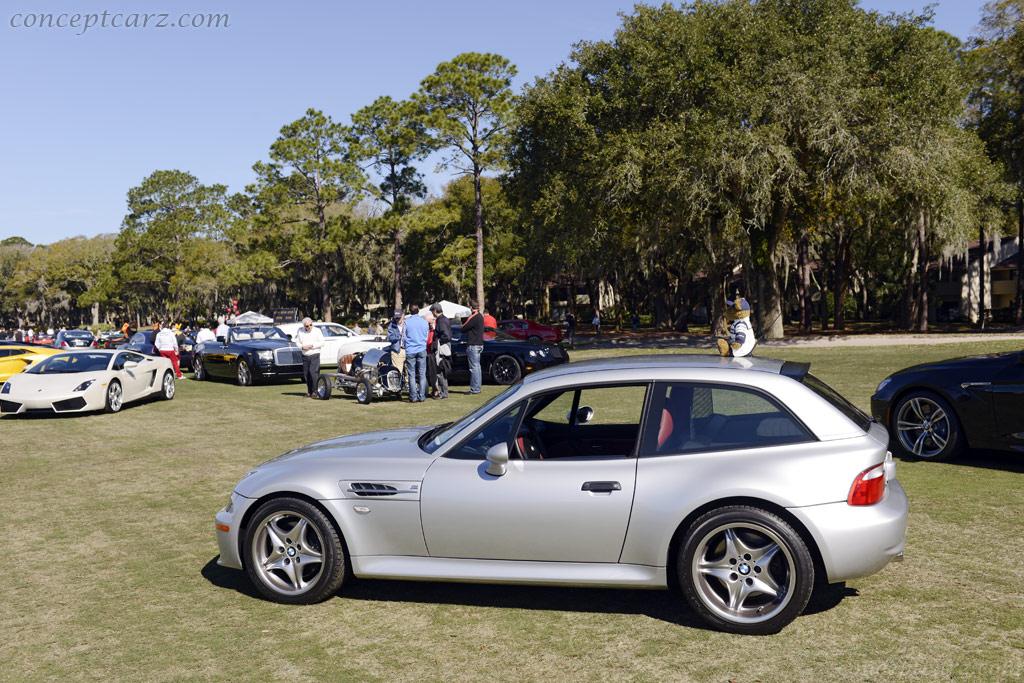 2001 BMW M Coupe  conceptcarzcom