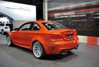 2011 BMW 1 Series M Coupé image.